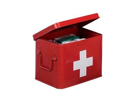 cassetta pronto soccorso vuota cassetta per il pronto soccorso