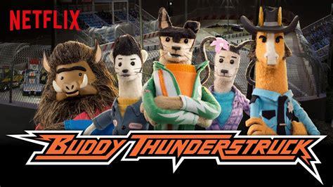 film semi netflix buddy thunderstruck official trailer youtube