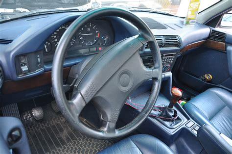 Bmw E34 Interior by File 5 Er E34 Bmw Pl Jpg Wikimedia Commons