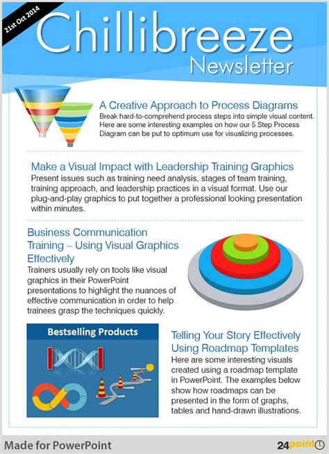 powerpoint newsletter templates tips to use magazine cover page powerpoint template