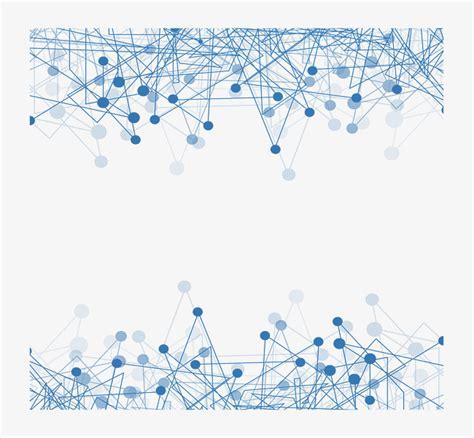 network pattern en français blue technology vector png ci 234 ncia e tecnologia de rede