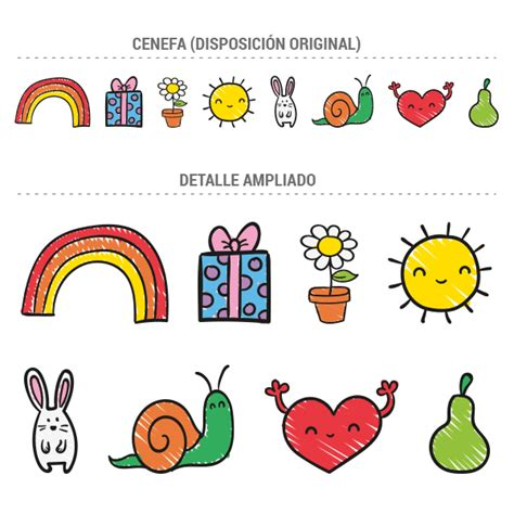 dibujos cenefas vinilo decorativo cenefa infantil de dibujos variados 2
