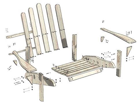 woodworking plans adirondack chairs diy wood design woodworking projects stool