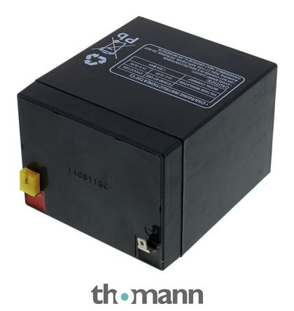Mba Service Battery by Thomann Battery 12v 4 5ah Thomann United States