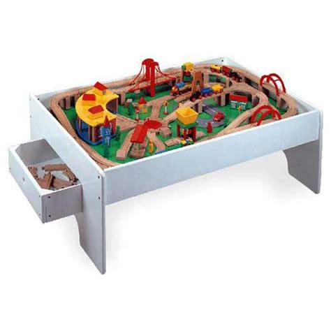 activity table set 145 wood set with activity table