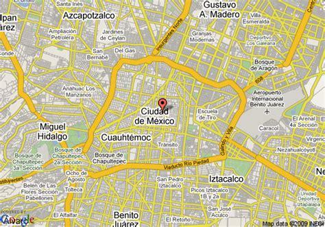 mexico city on map of mexico mexico city map toursmaps