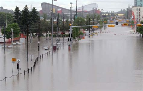 along with the gods calgary b c ready to aid flood ravaged alberta with video
