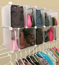 purse closet organizer park a purse modular organizer in purse organizers