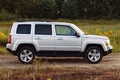 Reviews Of Jeep Patriot 2012 Jeep Patriot Review Photo Gallery Autoblog