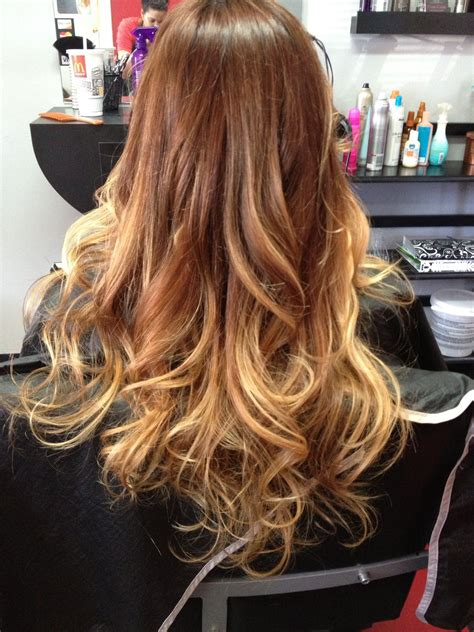 Braun Blond Ombre by Aldridge Ombre Hair Hair Colors Ideas Of Ombre Hair