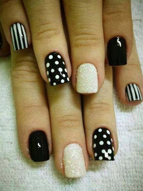 nail design ideas do it yourself 30 easy nail designs for beginners hative