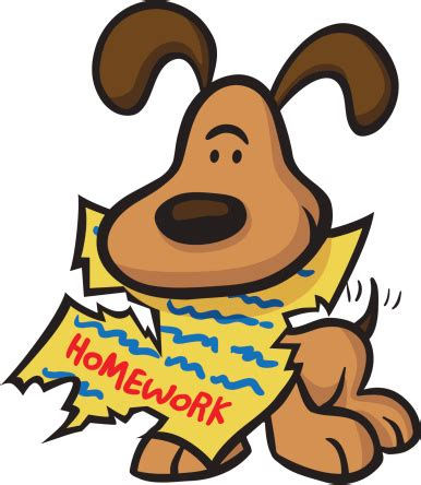 Clipart Homework no homework clipart cliparts co