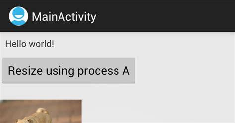 how to resize an image on android android coding resize bitmap bitmap createscaledbitmap vs bitmapfactory options inslesize