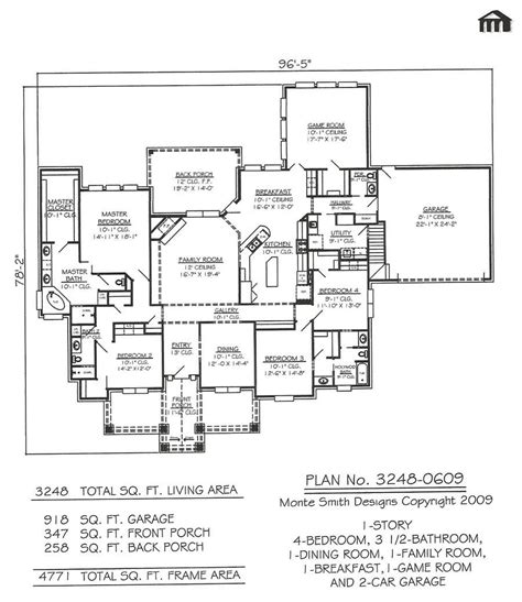 4 bedroom 3 5 bathroom house plans 2018 house plans