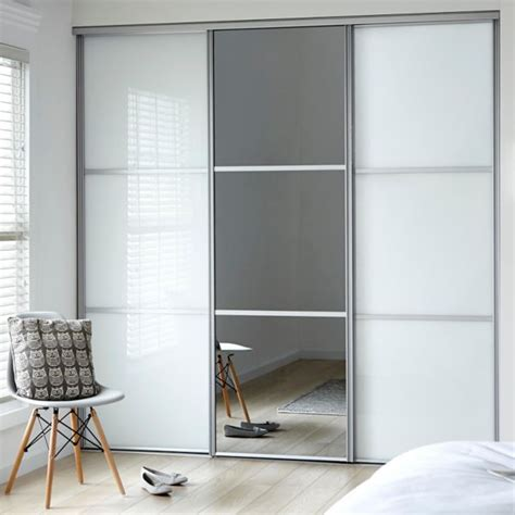 sliding wardrobe doors kits bedroom furniture diy at b q
