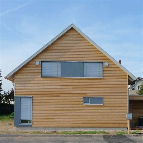 Haus 1 5 Geschossig by Th 252 Ringer Holzhaus