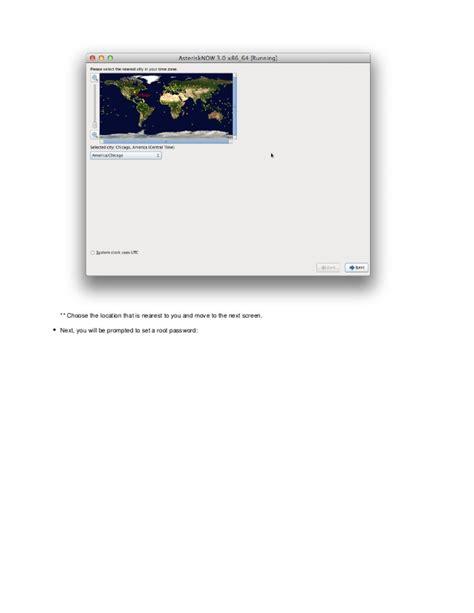 tutorial asterisk ubuntu asterisknow tutorial