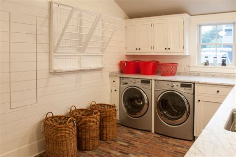 laundry room clothes rack clothes drying rack laundry room farmhouse with classic country arts crafts