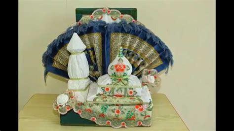 youtube membuat hantaran dari mukena hantaran hiasan boneka pengantin 021 99742050