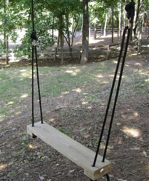 swing for tree branch rope tree swing things i m sure i need pinterest