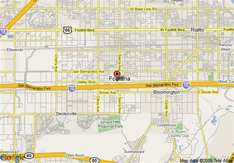 map of fontana ca map of hotels in fontana pictures to pin on