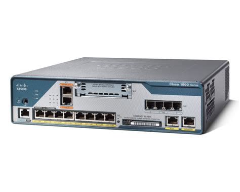 Router Cisco cisco 1861 integrated services router product views