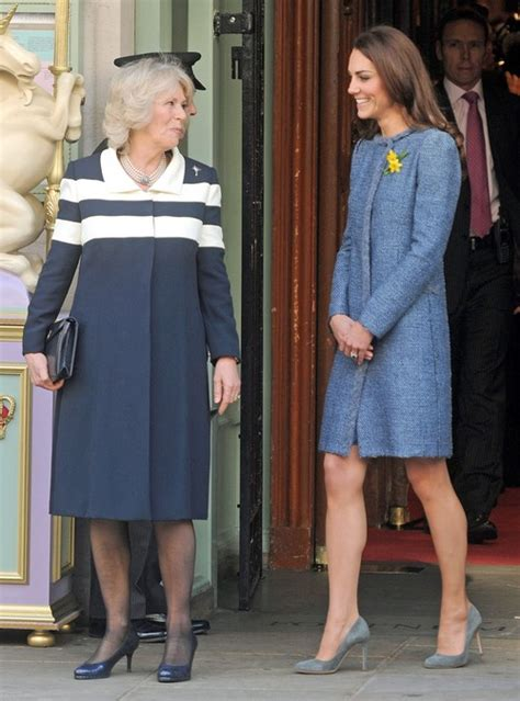 Kamila Late Eklusif kate middleton insulted by camilla bowles