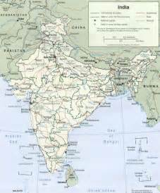 Map Of India And Surrounding Countries by Blank Map Of India And Surrounding Countries