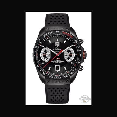 Tag Heuer Calibre 17 Rs2 Leather 1 tag heuer grand calibre 17 rs2 chronographe ti2 grand cav518b ft6016