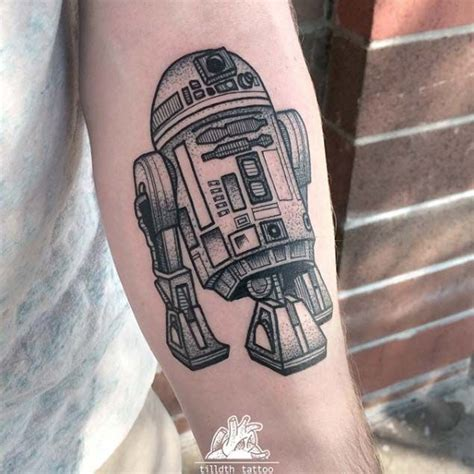 r2d2 tattoo 1000 ideas about r2d2 on war