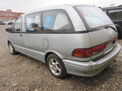 1991 Toyota Previa Parting Out 1991 Toyota Previa Stock 120138 Tom S