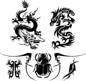 create your own tribal tattoo awesome tribal design template tribal tattoos