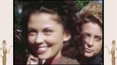 Femmes de la France ? Liberation 1944 in Color   Glamourdaze