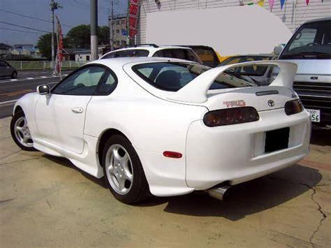 Toyota Supra Sz R Featured 1997 Toyota Supra Sz R At J Spec Imports