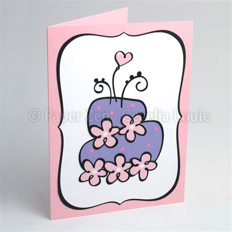 Cutting Dies Happy Birthday Card Patern paper zen die cut happy birthday cards