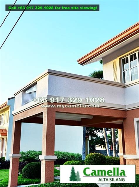 camella alta silang drina house and lot for sale in silang
