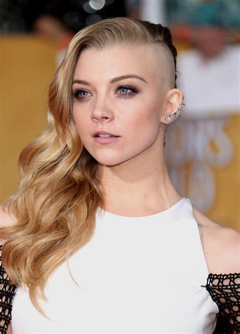 natalie dormer shave 20 haircut ideas designs hairstyles design