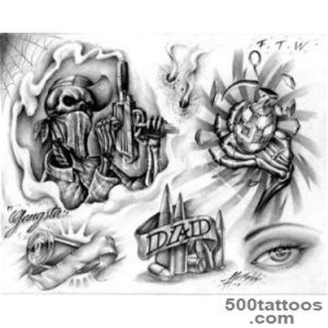 small gangster tattoos gangster tattoos designs ideas meanings images