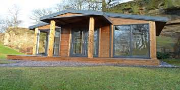 timber framed cabin eclectic prefab studios other