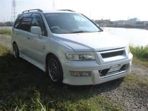 Mitsubishi Chariot Mitsubishi Chariot Grandis 2 4 Exceed 1999 Used For Sale