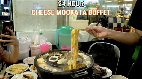 24 hour cheese story mookata buffet