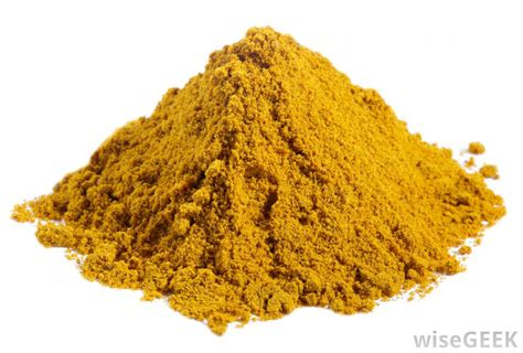 what is curry powder with pictures