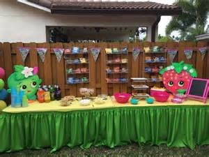 Shopkins birthday party ideas photo 2 of 17 catch my party