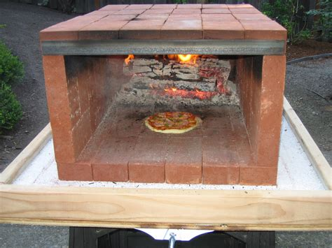 tinkering lab portable pizza oven