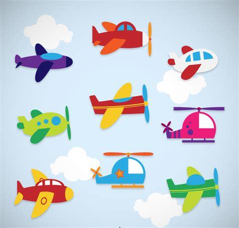 varias imagenes a pdf online cartoon airplane stickers vector free vector graphic
