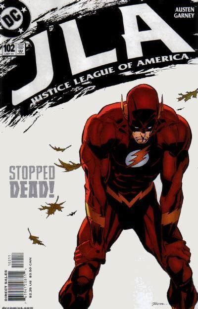 Kaos Justice League Batman Superman Flash 103 jla vol 1 102 dc comics database