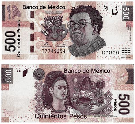 www ayuda de 500 pesos en abril 2016 billete nuevo todo sobre los billetes de 1 50 100 500