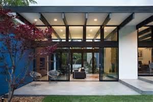 Eichler Style Hillside Eichler Inspired Residence In California Quot Atrium