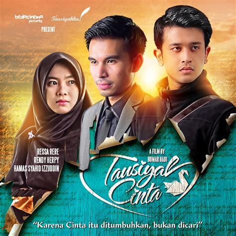 film layar lebar indonesia sedih dan romantis sinopsis tausiyah cinta the movie dan jadwal tayang
