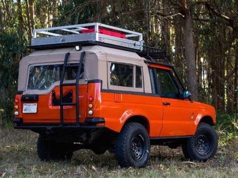 land rover discovery pickup seriously modified 2003 land rover discovery cing rig